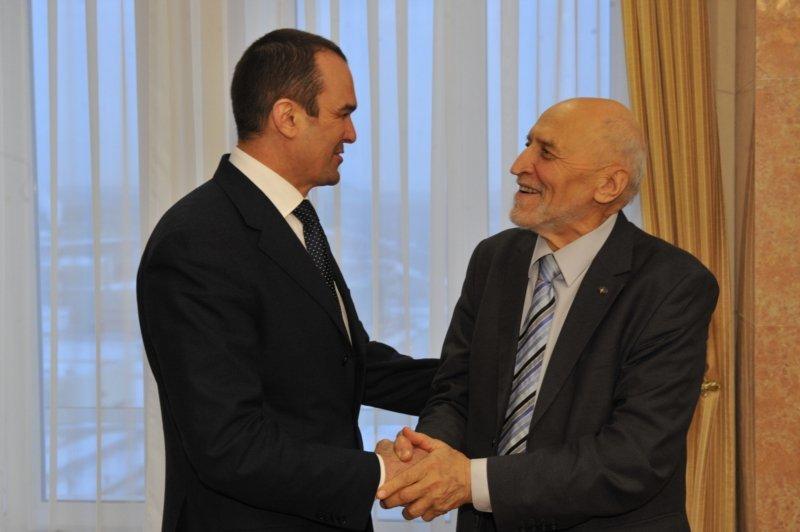 Глава Чувашии Михаил Игнатьев встретился с Николаем Дроздовым (ФОТО), фото-5