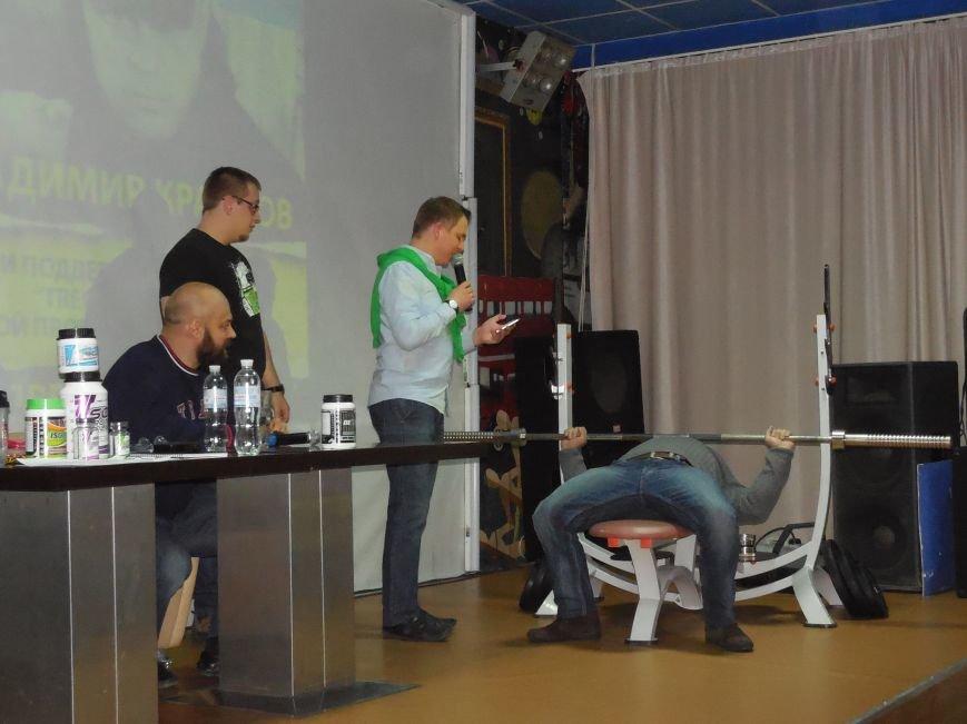 Многократный чемпион мира и абсолютный рекордсмен Владимир Кравцов рассказал, как достичь максимальных результатов в пауэрлифтинге, фото-12