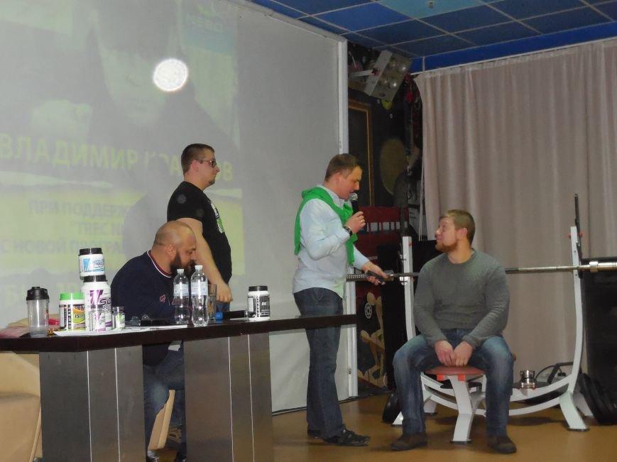 Многократный чемпион мира и абсолютный рекордсмен Владимир Кравцов рассказал, как достичь максимальных результатов в пауэрлифтинге, фото-11