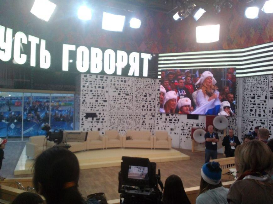Таганрожцы приняли участие в программе «Пусть говорят» в поддержку нашей хоккейной команды, фото-2