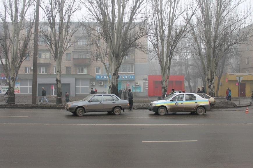 В Кривом Роге под колеса «девятки» попал пешеход с баночкой пива (ФОТО), фото-1