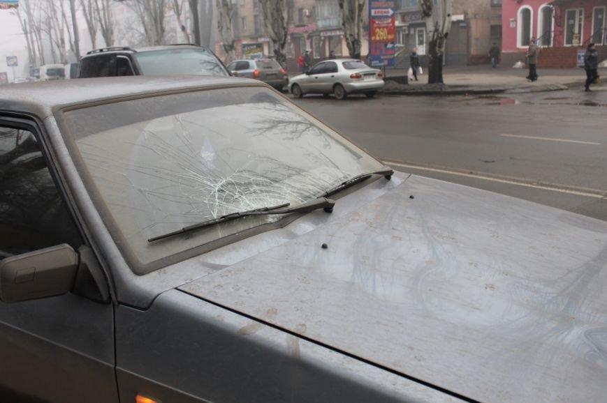 В Кривом Роге под колеса «девятки» попал пешеход с баночкой пива (ФОТО), фото-3