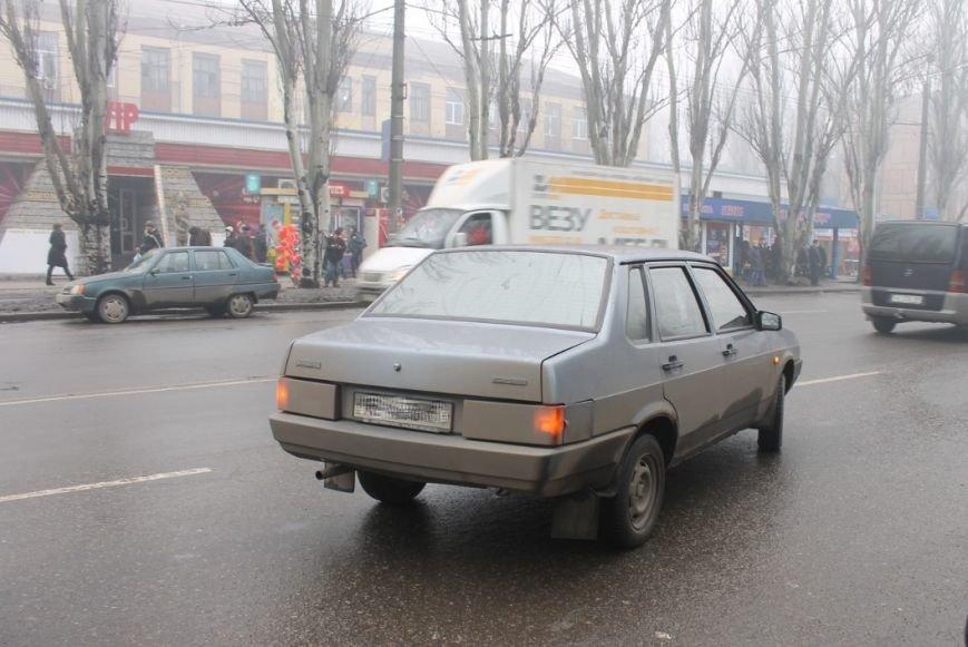 В Кривом Роге под колеса «девятки» попал пешеход с баночкой пива (ФОТО), фото-5