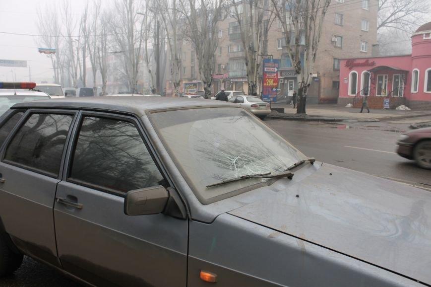 В Кривом Роге под колеса «девятки» попал пешеход с баночкой пива (ФОТО), фото-6