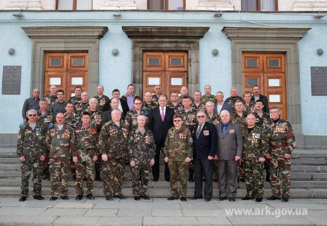 В Симферополе чествовали афганцев (ФОТО), фото-4