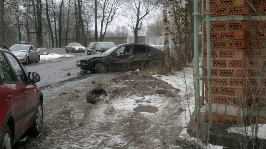 авария по вине пьяного водителя!