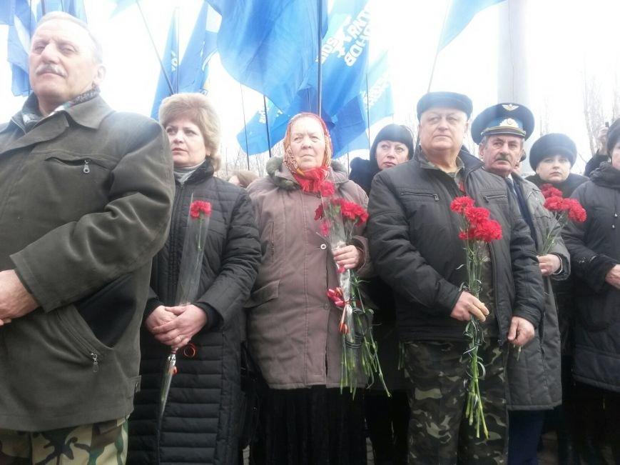 В Мариуполе  отметили 25-летие со Дня вывода войск из Афганистана (Фоторепортаж), фото-6