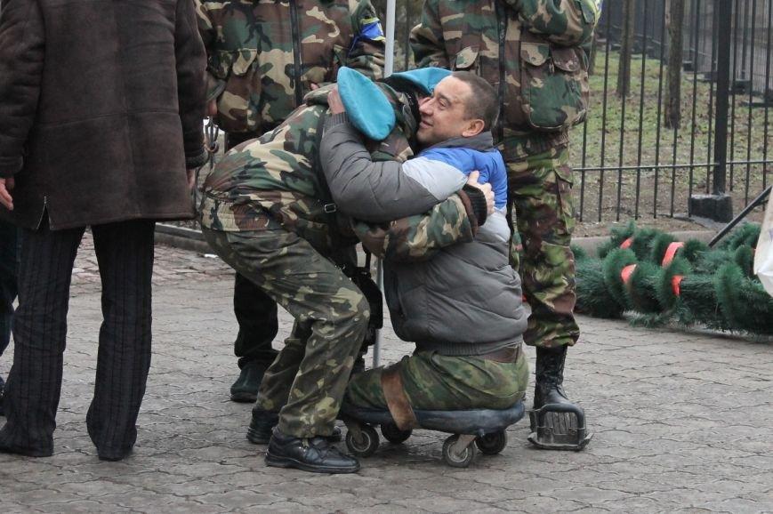 В Кривом Роге отметили 25-ю годовщину вывода советских войск с Афганистана (ФОТО), фото-10