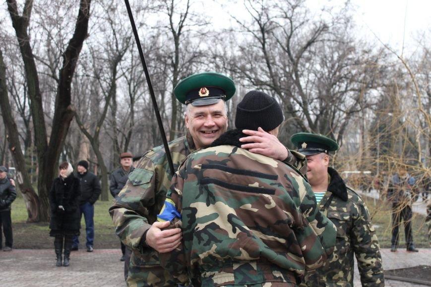 В Кривом Роге отметили 25-ю годовщину вывода советских войск с Афганистана (ФОТО), фото-9