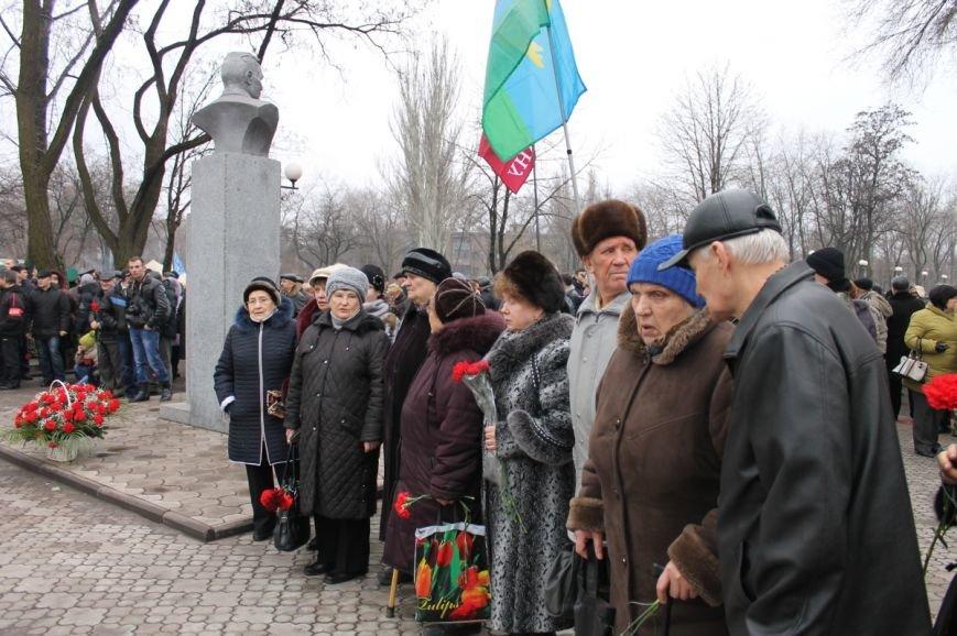 В Кривом Роге отметили 25-ю годовщину вывода советских войск с Афганистана (ФОТО), фото-5