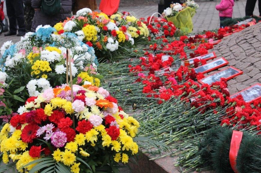 В Кривом Роге отметили 25-ю годовщину вывода советских войск с Афганистана (ФОТО), фото-7