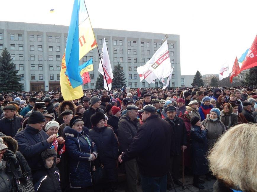Близько двох тисяч полтавців прийшли на зустріч з Кличком, фото-2