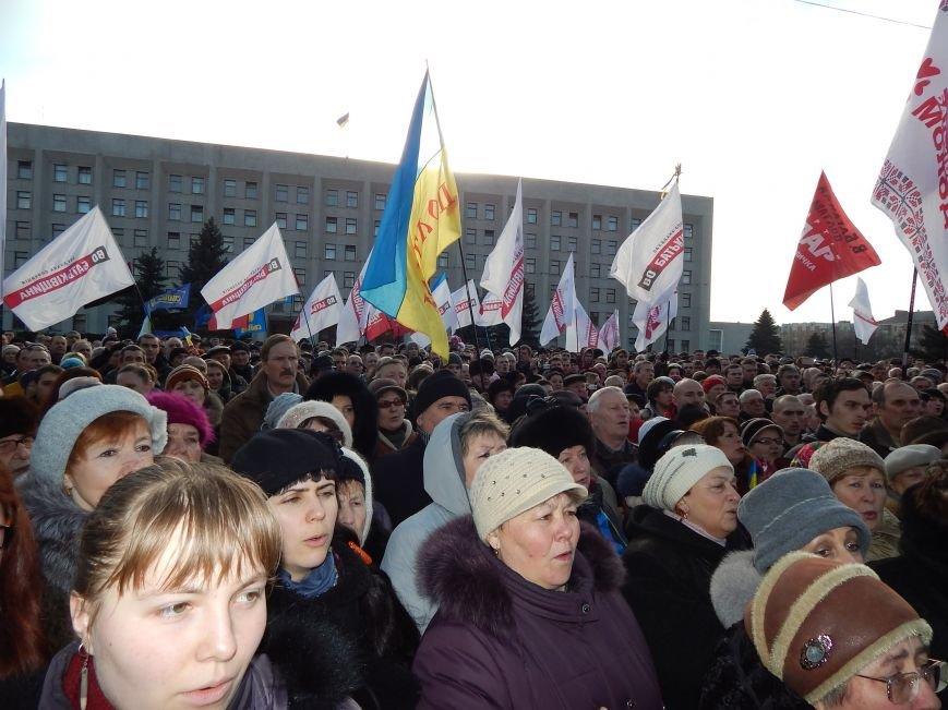 Близько двох тисяч полтавців прийшли на зустріч з Кличком, фото-5