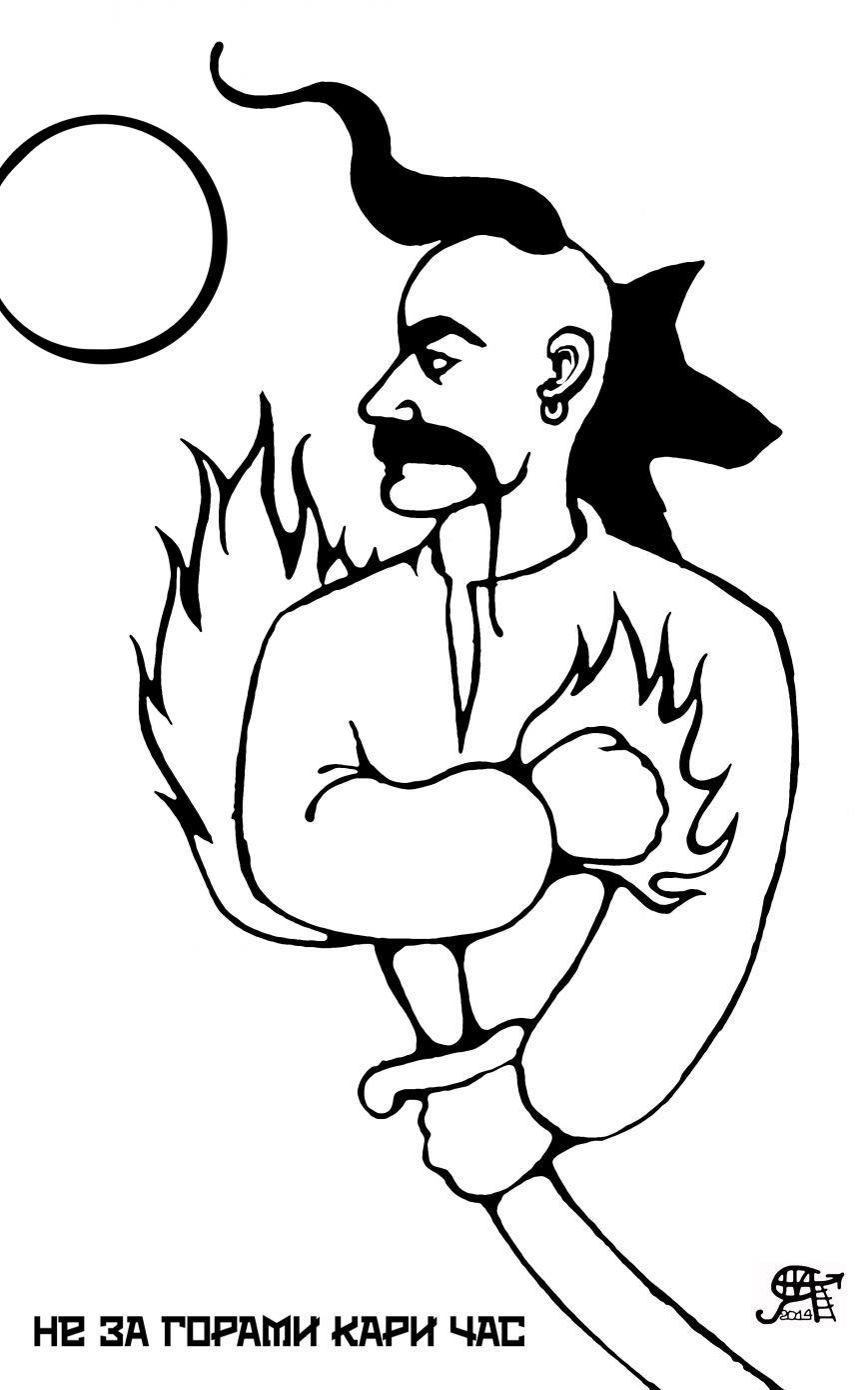 Фольклор как зеркало украинской революции (анекдоты, байки, песни, фото, видео), фото-4