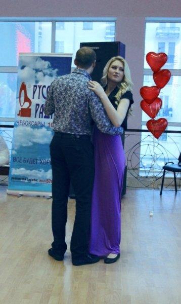 В День святого Валентина в Чебоксарах прошел городской бал влюбленных, фото-6