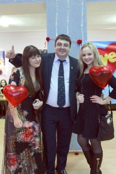 В День святого Валентина в Чебоксарах прошел городской бал влюбленных, фото-10