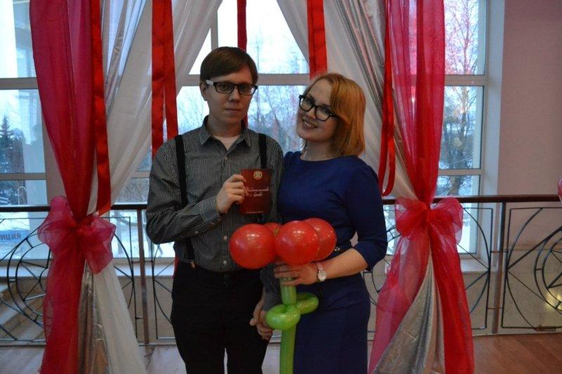 В День святого Валентина в Чебоксарах прошел городской бал влюбленных, фото-11