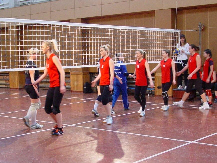 Волейбольные соревнования, Администрация-Таможня, счет 2:0, фото-3