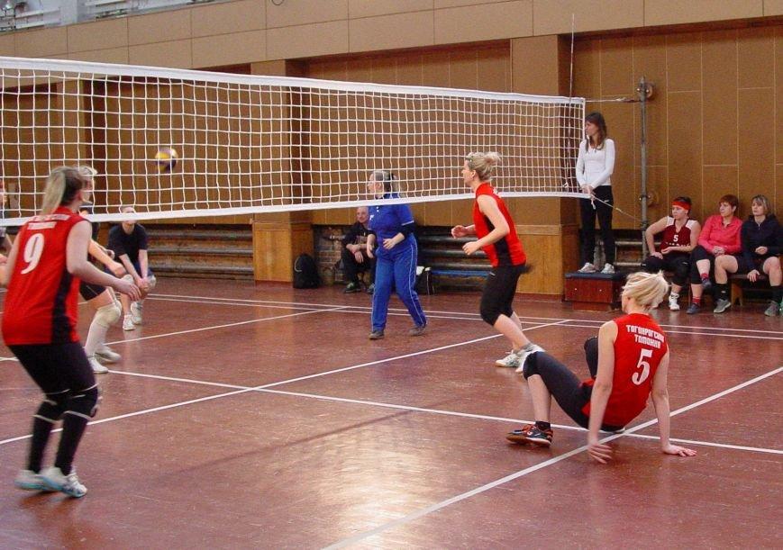 Волейбольные соревнования, Администрация-Таможня, счет 2:0, фото-1