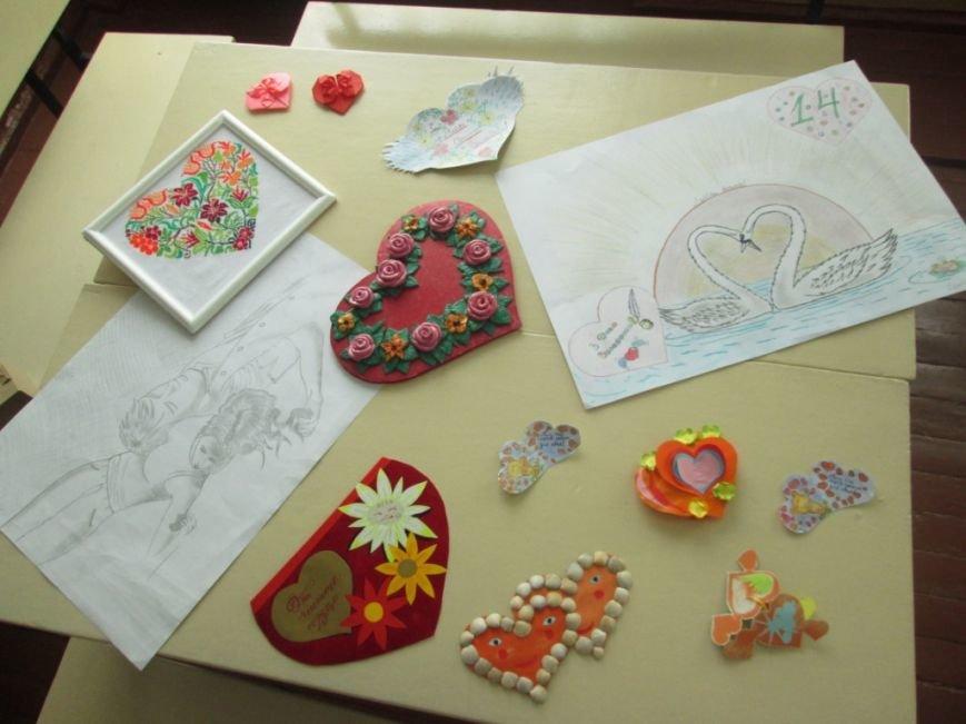 В Кременчугской воспитательной колонии состоялся конкурс «Авторская Валентинка» (ФОТО), фото-5