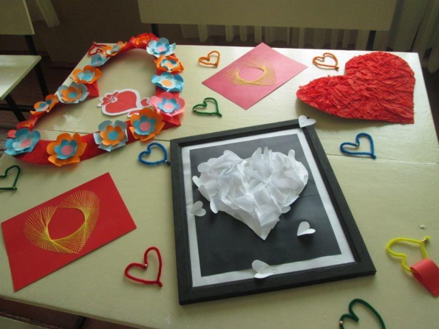 В Кременчугской воспитательной колонии состоялся конкурс «Авторская Валентинка» (ФОТО), фото-4