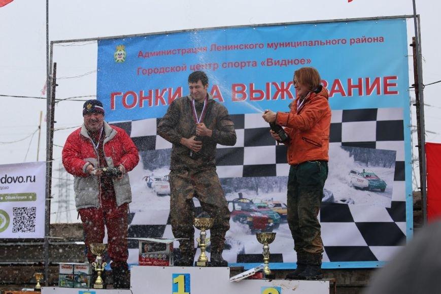 Домодедовский гонщик Никита Жиров выигрывает V этап Гонок на выживание, фото-1