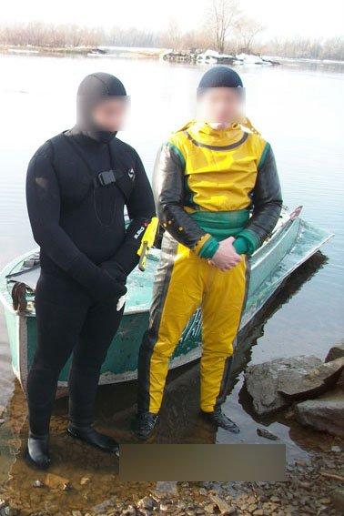 В Кременчугском районе задержаны браконьеры-дайверы (ФОТО), фото-3