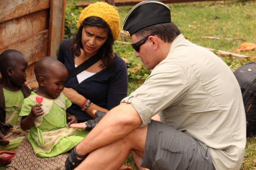 Мариупольцы в Африке спасли детей от смертельно опасного клеща (ФОТО), фото-7