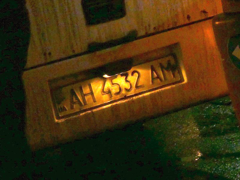 Мариупольский автобус попал в аварию на Южном вокзале в Донецке (Фотофакт), фото-5