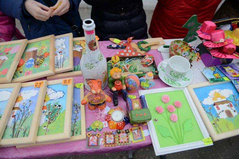 Юные севастопольцы к Сретению вышивали, рисовали и пекли торты [фото] (фото) - фото 3