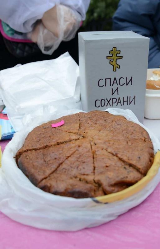 Юные севастопольцы к Сретению вышивали, рисовали и пекли торты [фото] (фото) - фото 7
