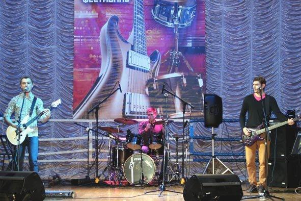 В Домодедово состоялся фестиваль-конкурс рок-групп «РингРок», фото-2