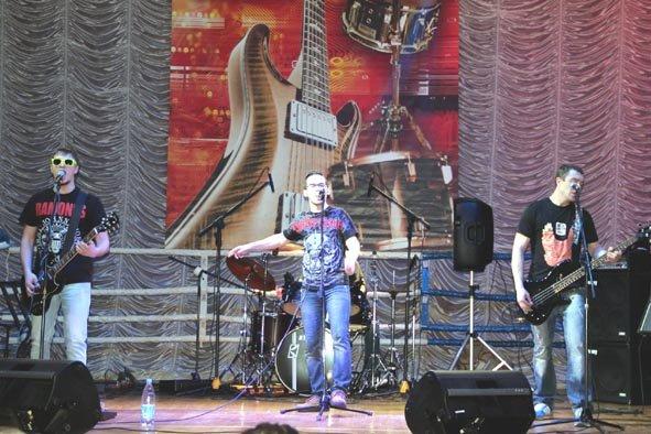 В Домодедово состоялся фестиваль-конкурс рок-групп «РингРок», фото-1