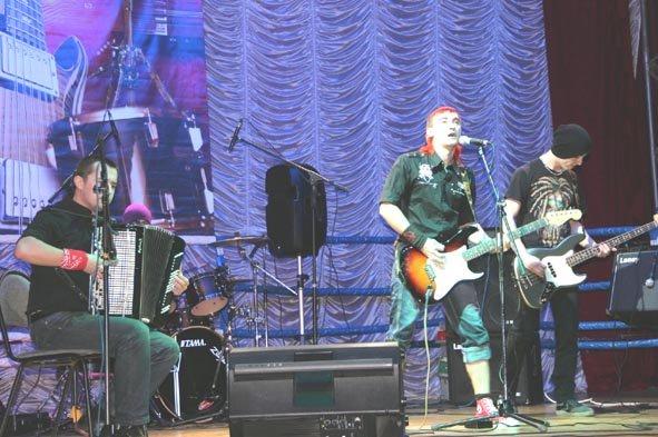 В Домодедово состоялся фестиваль-конкурс рок-групп «РингРок», фото-5