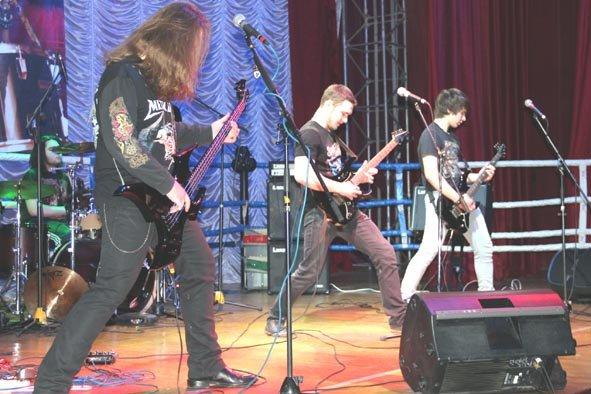 В Домодедово состоялся фестиваль-конкурс рок-групп «РингРок», фото-6