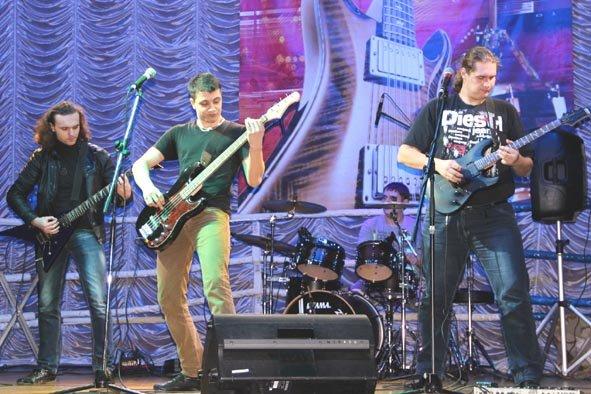 В Домодедово состоялся фестиваль-конкурс рок-групп «РингРок», фото-7