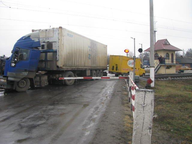 ДТП на переезде в Кременчугском районе заблокировало движение поездов на 2 часа (ФОТО), фото-8