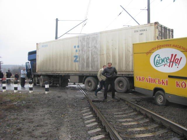ДТП на переезде в Кременчугском районе заблокировало движение поездов на 2 часа (ФОТО), фото-6