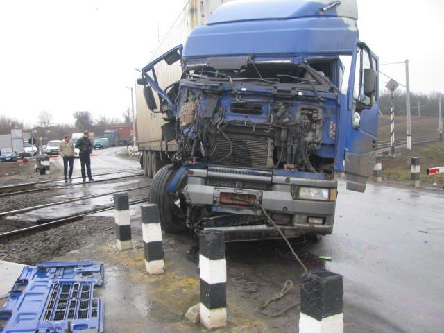 ДТП на переезде в Кременчугском районе заблокировало движение поездов на 2 часа (ФОТО), фото-7