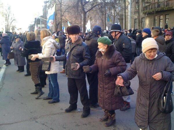 18 февраля 2014 года в Киеве были убиты 9 человек. 0629 вел он-лайн трансляцию тех событий, фото-1