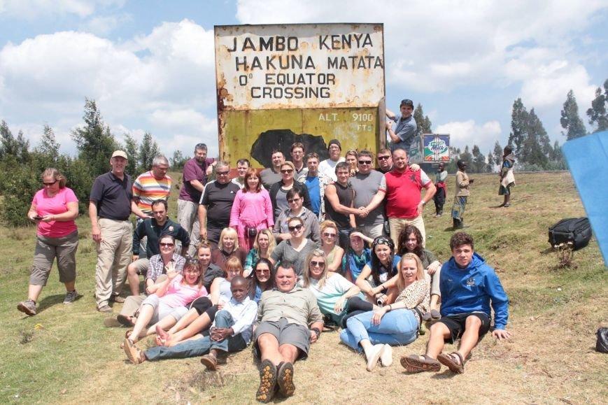 Мариупольцы в Африке отправились на Килиманджаро (ФОТО), фото-1