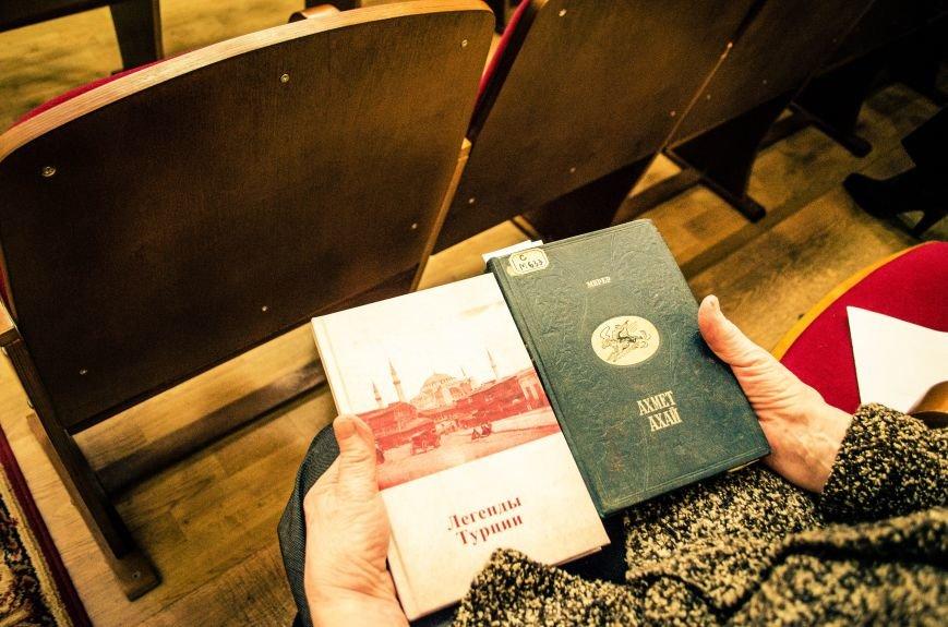 В Симферополе презентовали первое издание турецких легенд на русском языке (ФОТО), фото-5