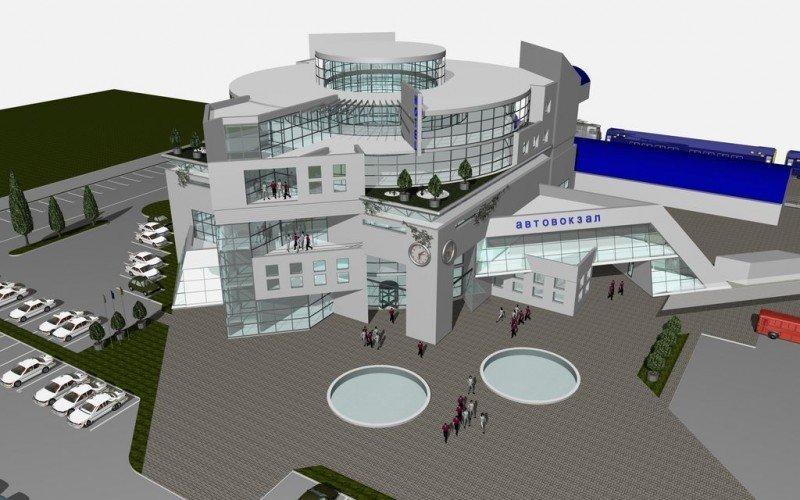 Стало известно, как будет выглядеть новый пригородный вокзал Симферополя (ФОТО), фото-1