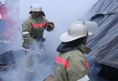 Пожар в доме на улице Сиреневой Домодедово, фото-1