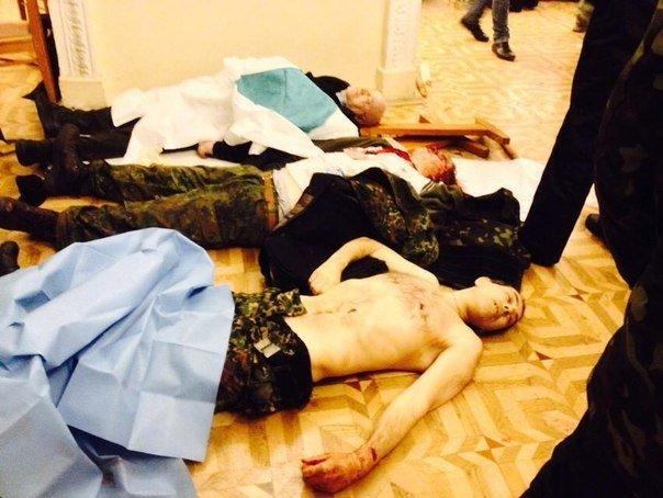 Больше сотни раненых и трое убитых - результат сегодняшних столкновений в центре Киева (ФОТО), фото-2