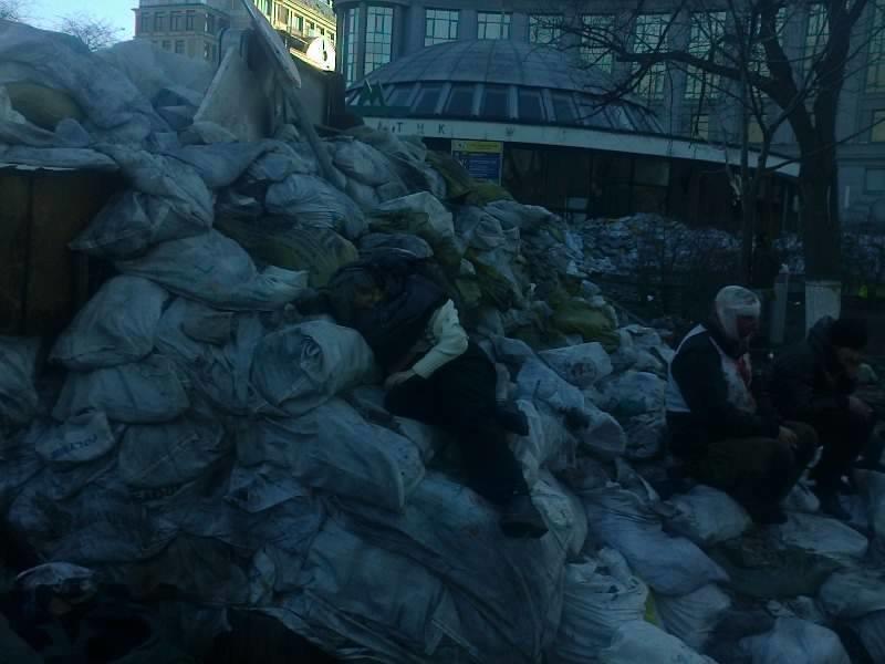 Захарченко: «Если в 18:00 бесчинства не прекратятся - мы прибегнем к жёстким действиям», фото-1