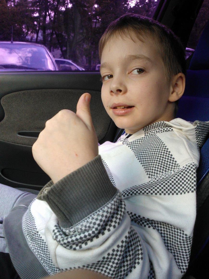 11-летний мариуполец Руслан Колесников вновь сможет разговаривать, если ему помогут (ФОТО), фото-2