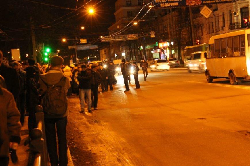 Из-за кровопролития в Киеве в Сумах полтысячи человек устроили марш по улицам города (ФОТО+ВИДЕО), фото-4