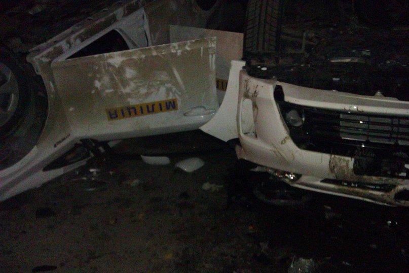 Тернополяни понищили нові службові міліцейські автомобілі (фото), фото-4