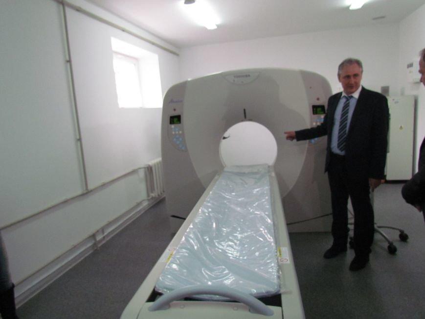 Чтобы снизить смертность от рака, Мариуполю купили новый бюджетный томограф (ФОТО), фото-1